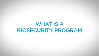 2. What is a Biosecurity Program