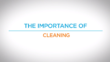 4. Importance of Cleaning and Disinfection –  7 Steps of Cleaning and Disinfection