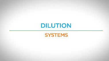 15. Dilution Systems